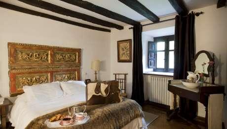 Rusticae Burgos Hotel con encanto Habitación