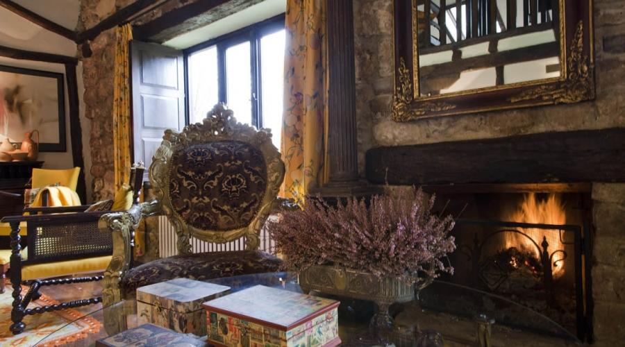 Rusticae Burgos Hotel con encanto Salón