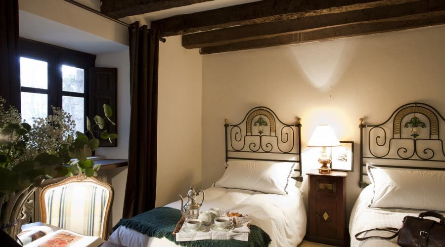 Rusticae Burgos Hotel con encanto Habitación doble