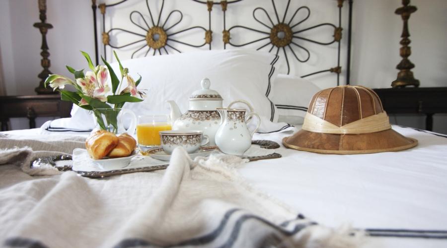 Rusticae Pontevedra Hotel Te cuento romantico habitacion