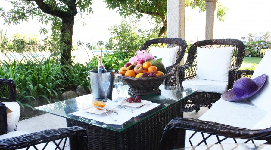 Rusticae Pontevedra Hotel Te cuento romántico
