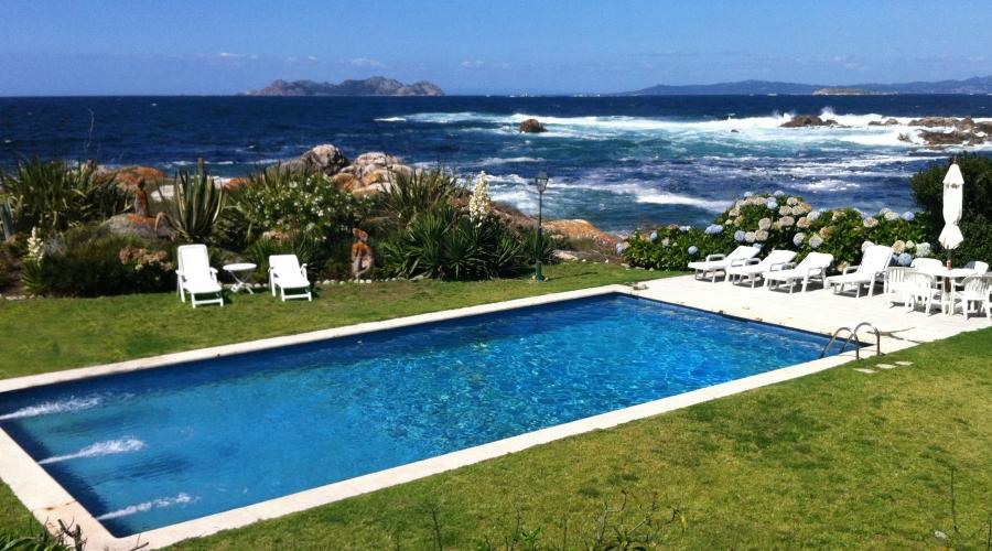 Rusticae Pontevedra Hotel Te cuento con jardín