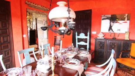 Rusticae Pontevedra Hotel Xesteira  Rural