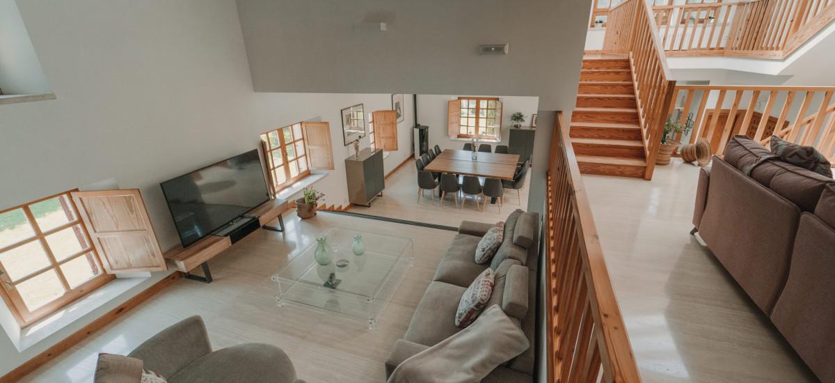 Casa Rural de Alquiler Completo Villa Encidna