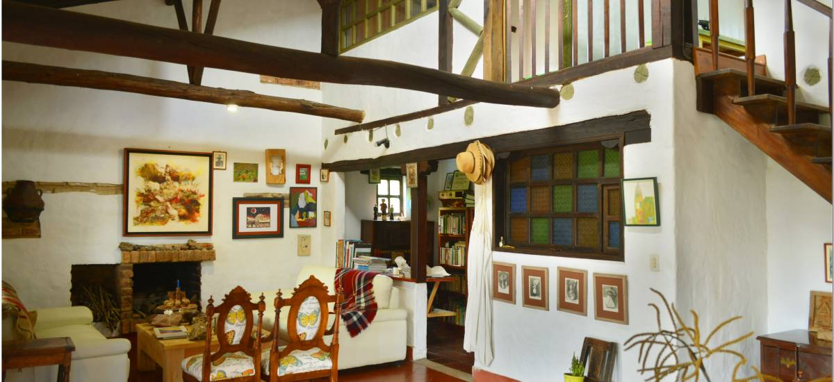 Casa Vivero - Residencias Artísticas El Hayuelo