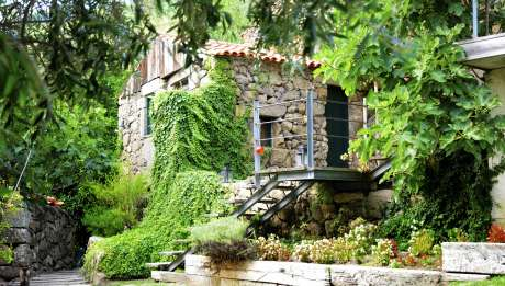 Rusticae Portugal Casas de Pousadouro con encanto exterior