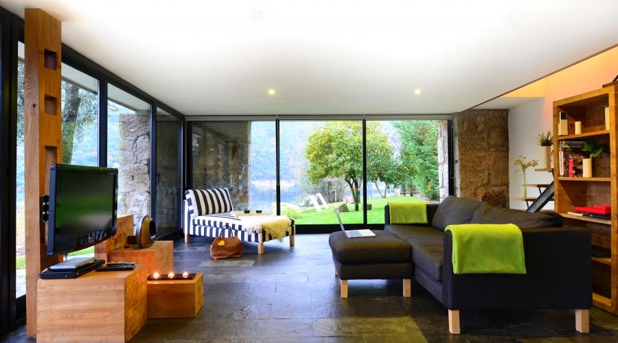 Rusticae Portugal Casas de Pousadouro con encanto habitación