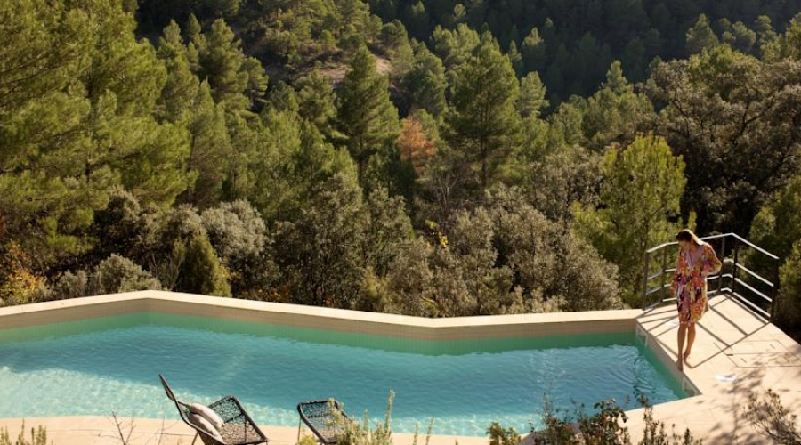 Rusticae Teruel Hotel Consolacion gastronomico piscina