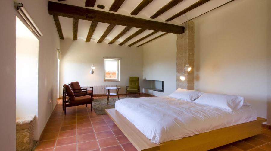 Rusticae Teruel Hotel Consolacion gastronomico habitacion