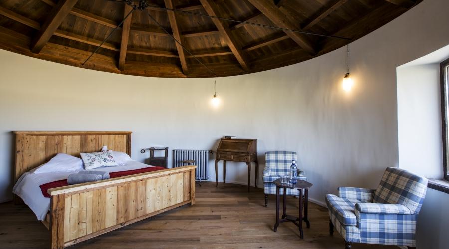 Rusticae Granada Hotel con encanto Habitación
