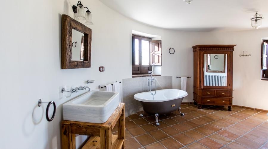 Rusticae Granada Hotel con encanto Baño