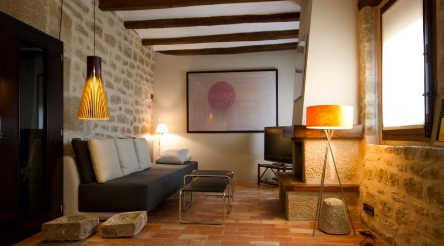 Rusticae Teruel Hotel Boutique Cresol con encanto salon
