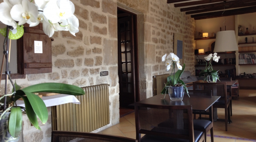 Rusticae Teruel Hotel Boutique Cresol con encanto comedor