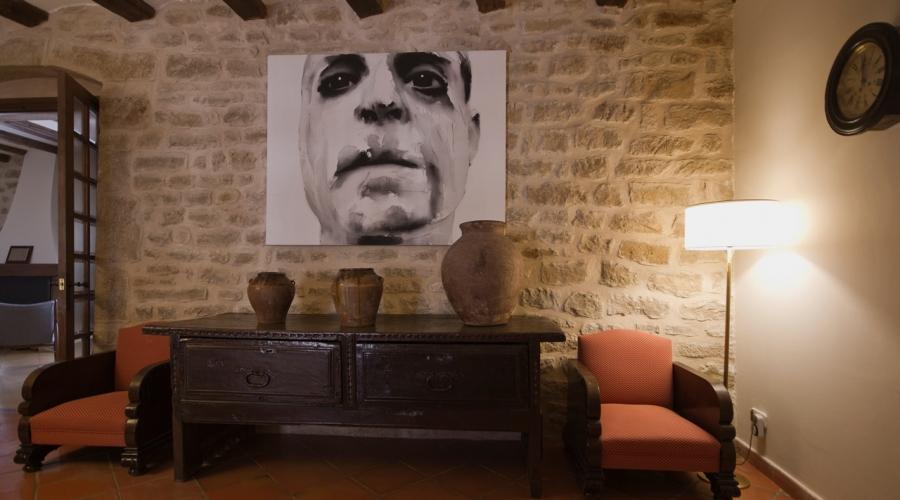 Rusticae Teruel Hotel Boutique Cresol con encanto zona comun