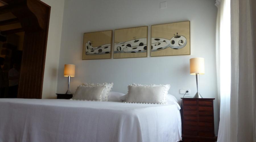 Rusticae Teruel Hotel Boutique Cresol con encanto habitacion