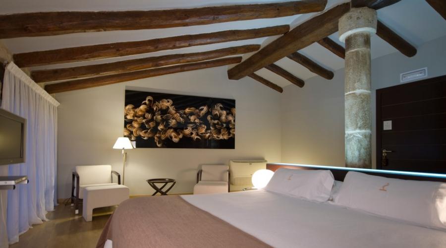 Hoteles Rusticae, Hoteles con valor cultural, Hoteles con vistas