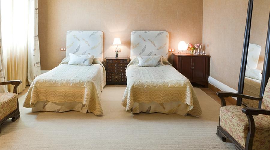 Rusticae Hotel Cuenca con encanto Habitación doble