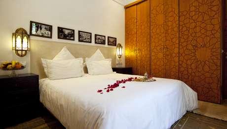 Rusticae Marruecos Hotel Dar Justo con encanto habitación