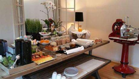 Rusticae Portugal Hotel Douro Suites buffet
