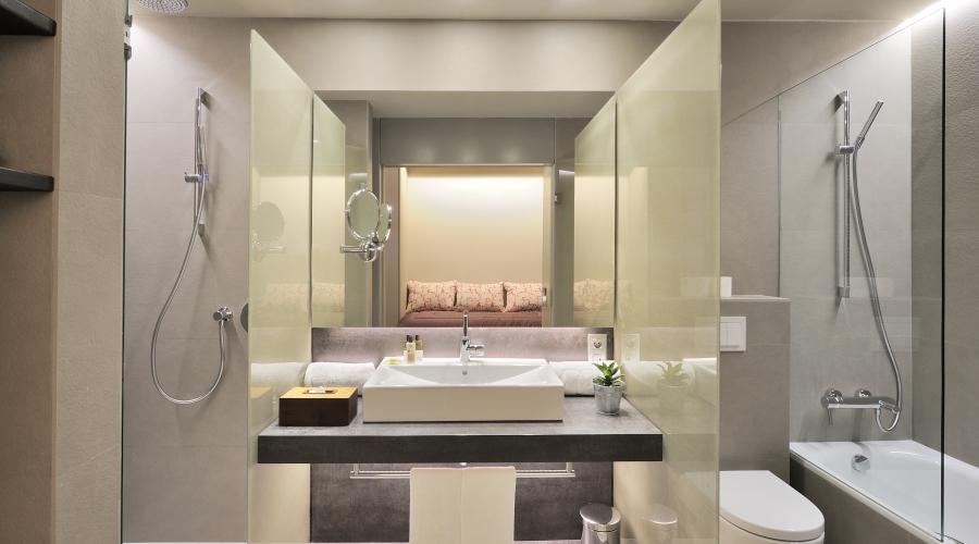 Rusticae Barcelona Hotel con encanto baño