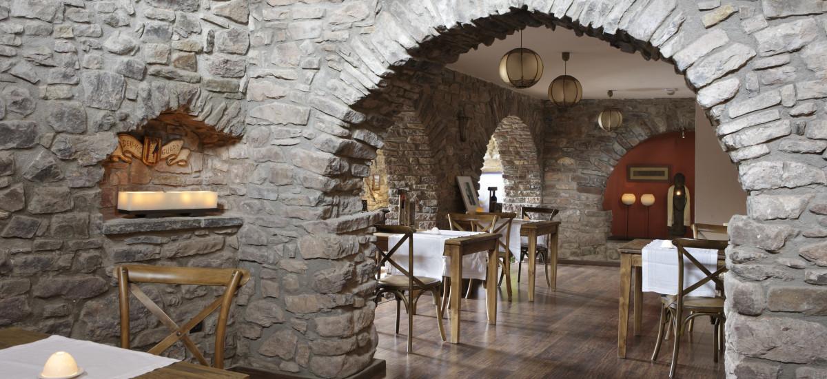 Rusticae Huesca charming Hotel Acebo de Casa Muria dining room
