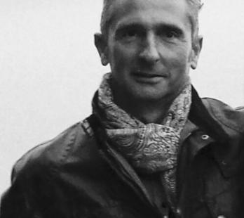 José Luis Bengoa, coleccionista de motos