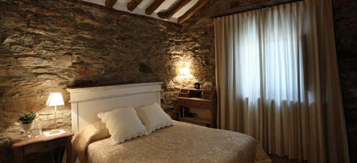 Rusticae Jaén Hotel con encanto Habitación