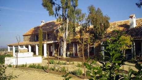 El Añadío Hotel en Jaen Rusticae Jardines