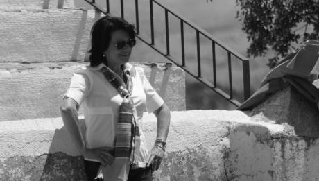 Maria Jesús Gualda, ganadera
