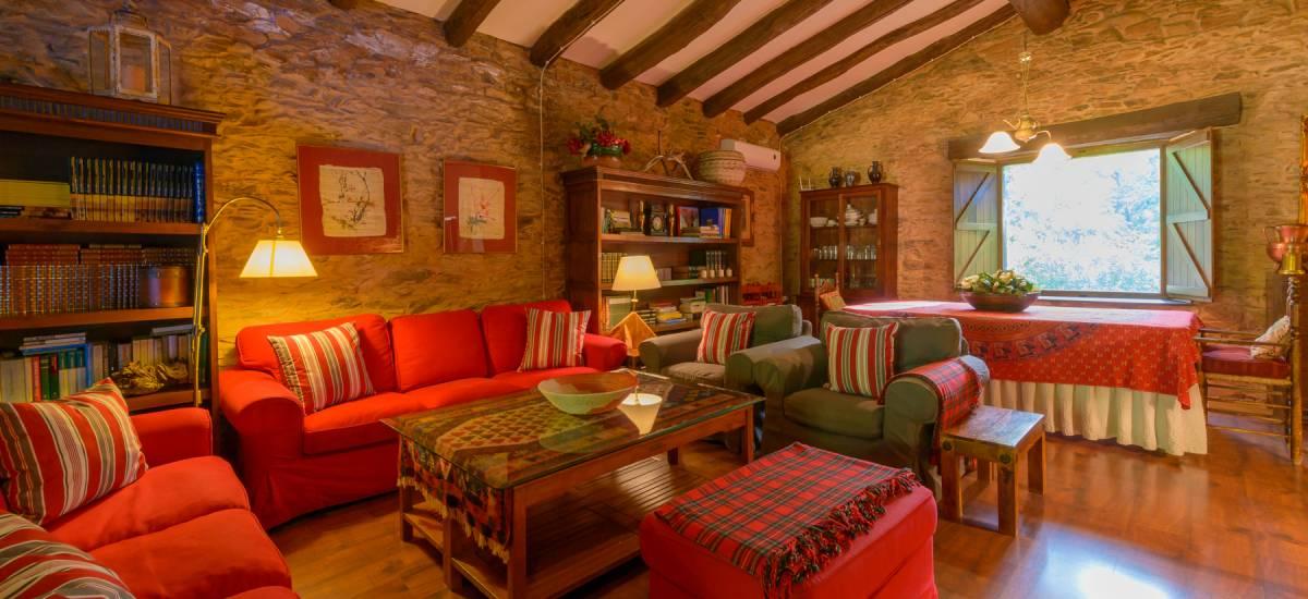 Casa Rural de Alquiler Completo El Castañar de Aracena