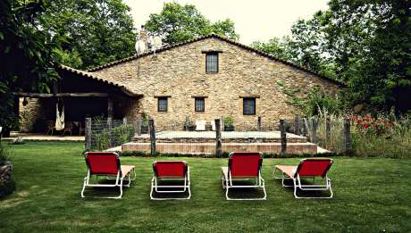 Casa Alq. Completo El Castañar de Aracena