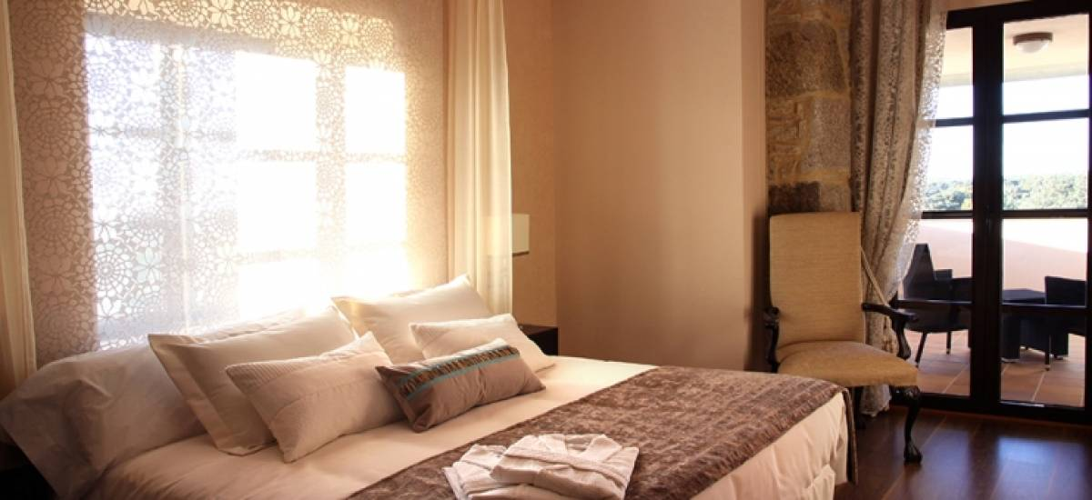 Rusticae Salamanca Hotel Cuarton Ines Luna románticos
