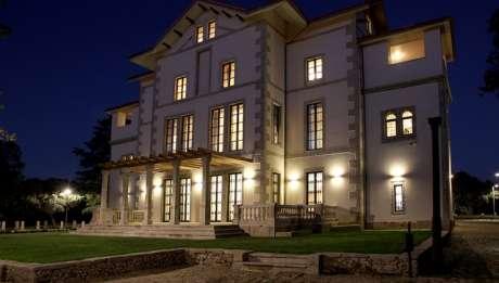 Rusticae Salamanca Hotel Cuarton Ines Luna con vistas