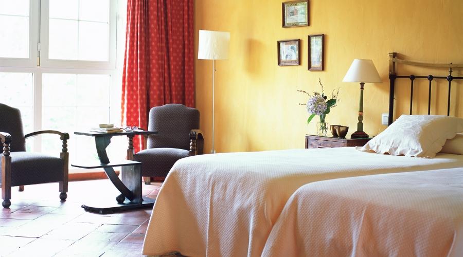 Rusticae Asturias Hotel El Habana Llanes con vistas Habitación