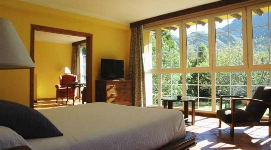 Hoteles Rusticae, Hoteles con piscinas de impresión, Hoteles de