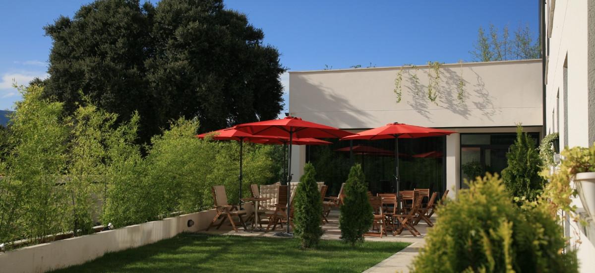 Rusticae Ávila Hotel con encanto Jardín Privado