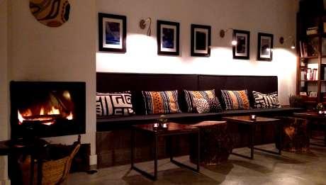 Rusticae Ávila Hotel con encanto Recibidor