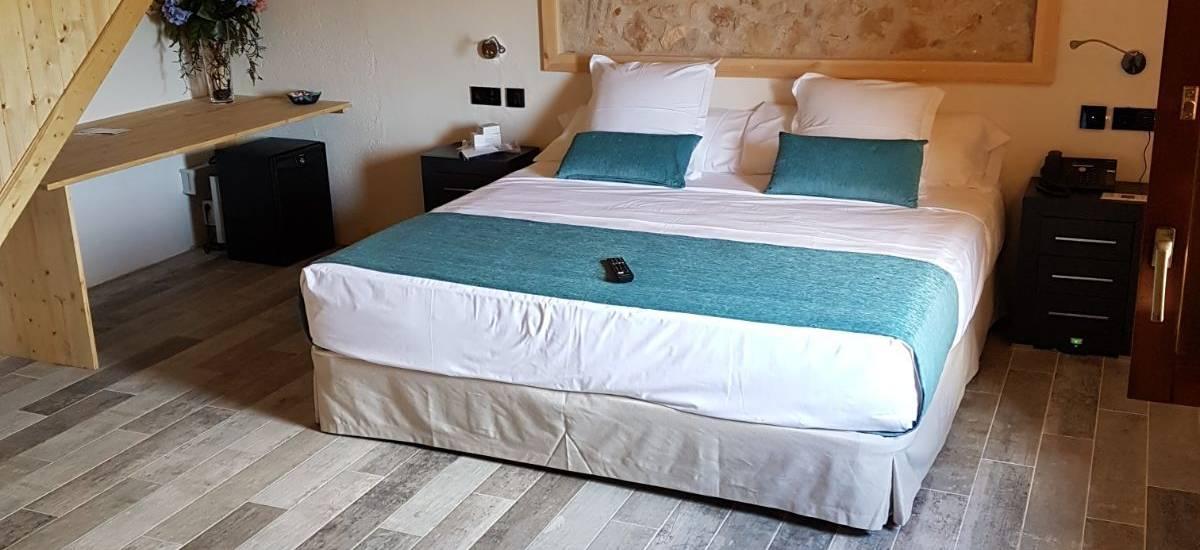 Hotel El Molí de L´Escala habitacion