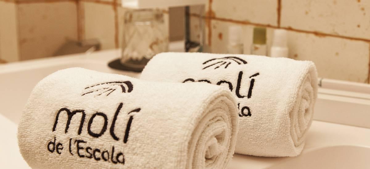 Hotel El Molí de L´Escala amenities