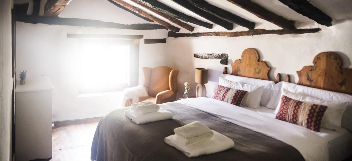 El Molino del Feo Casa de Alquiler Completo cama