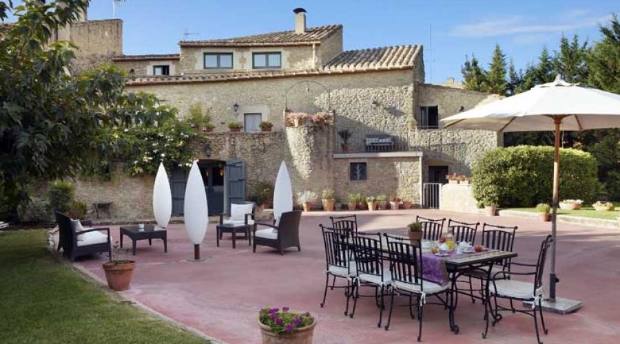 Rusticae Hotel El Racó de Madremanya Girona Gerona