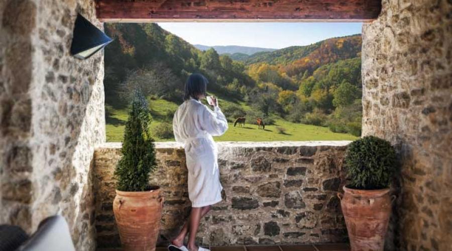 Rusticae Hotel Girona Gerona con encanto Vistas