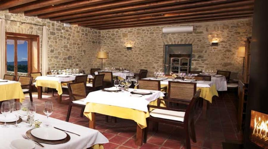 Rusticae Hotel Girona Gerona con encanto Comedor
