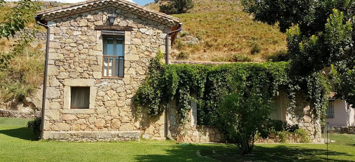 Casa Rural de Alquiler Completo El Vergel de Chilla