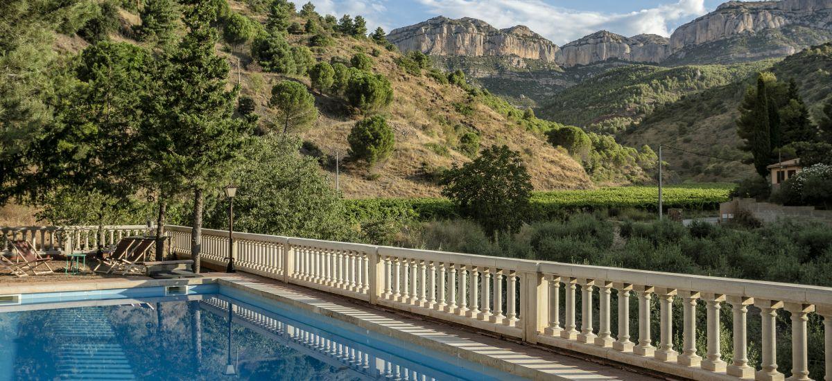 El Xalet del Priorat Complete House Rental Escaladei Swimming Po