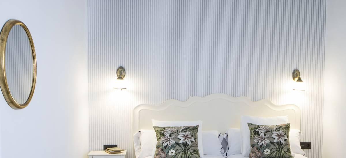 Finca Casa Bela alquiler completo Rusticae habitación 2