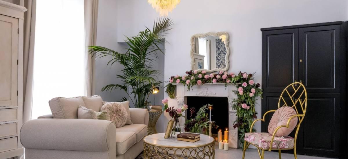 Finca Casa Bela full rental house Room Rusticae Livingroom