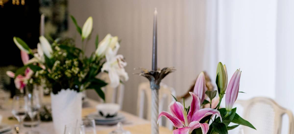 Finca Casa Bela full rental house Room Rusticae table