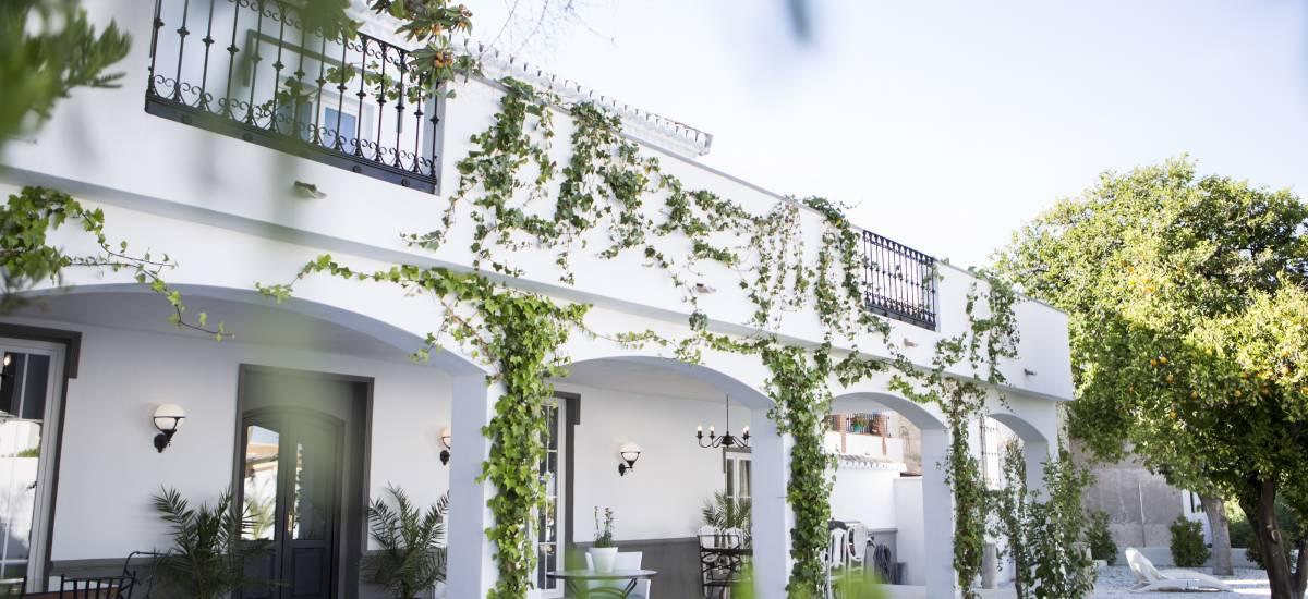 Finca Casa Bela full rental house Room Rusticae Garden