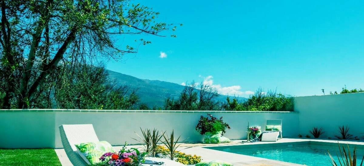 Finca Casa Bela full rental house Room Rusticae Garden 3